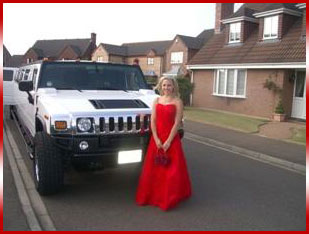 Prom Limo Hire - Midlands