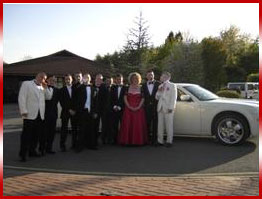 Prom Limo Hire - Derby